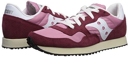 22 pnk Vintage Trainer Women''s Shoes bur Red Dxn Saucony Gymnastics BUzqwHwx