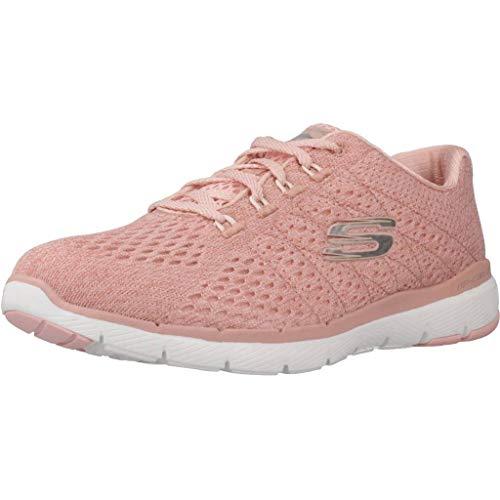Flex Femme Rose Fitness satellites ros Skechers De Appeal 0 3 Chaussures TwddUFq