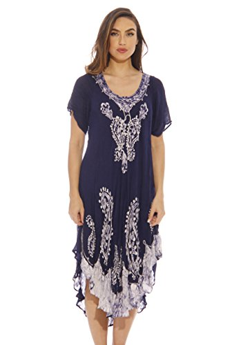 3533-1-1X Just Love Summer Dresses Plus Size / Swimsuit Cover Up / Resort Wear