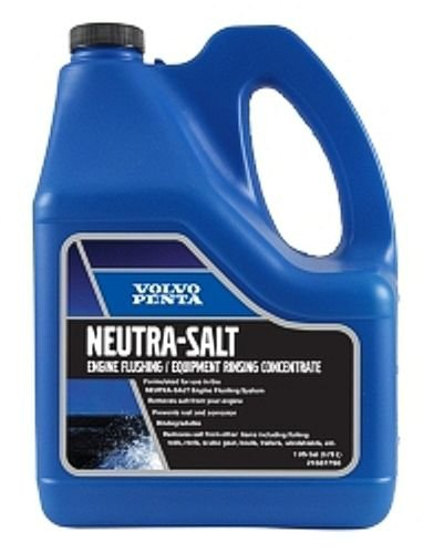 Volvo Penta Neutra-Salt Salt Neutralizing Agent Concentrate - Gallon -  VOL21687796