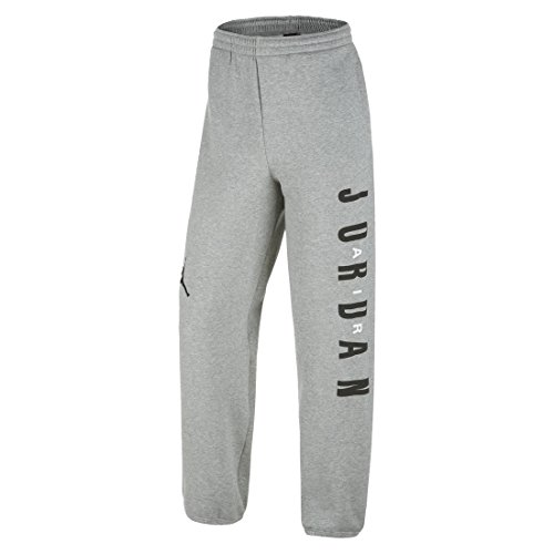 Jordan Little Boys Nike Air Fleece Sweat Pants (7, Heather ()