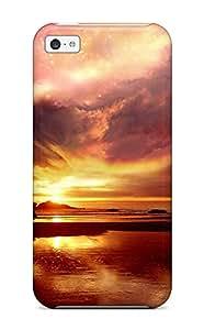 ZippyDoritEduard Fashion Protective Fantasy Sunset Case Cover For Iphone 5c