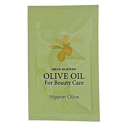 付き添い人コンチネンタルマスク日本オリーブ オリーブマノン 化粧用オリーブオイル<化粧用油>4ml