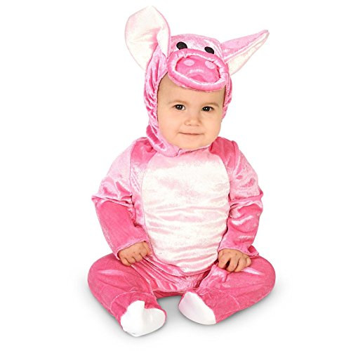 [This Little Piggy Infant Costume 6-12M] (Baby Piglet Costumes)