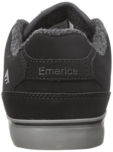 homme Grey Vulc Low Emerica The Chaussures Reynolds Black de skateboard 67qcRwZS1
