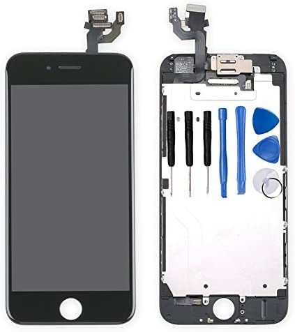 iPhone Digitizer Screen Replacement Black product image
