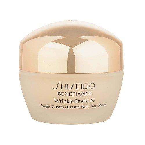 Shiseido Benefiance Wrinkleresist24 Night Cream 1.7oz,50ml Wrinkle (Benefiance Wrinkleresist24 Night Cream)