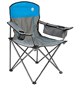 Amazon Com Coleman Camping Outdoor Oversized Quad Chair