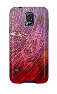 Fashion Tpu Case For Galaxy S5- Artistic Defender Case Cover