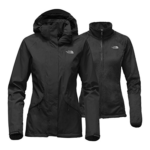 (The North Face Women's Boundary Triclimate Jacket - Black - XS (Past Season))