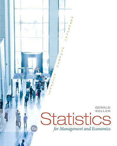CengageNOW for Keller's Statistics for Management and Economics, 10th Edition , 1 term (6 months) [Online Code] (Keller Statistics For Management And Economics 10th Edition)
