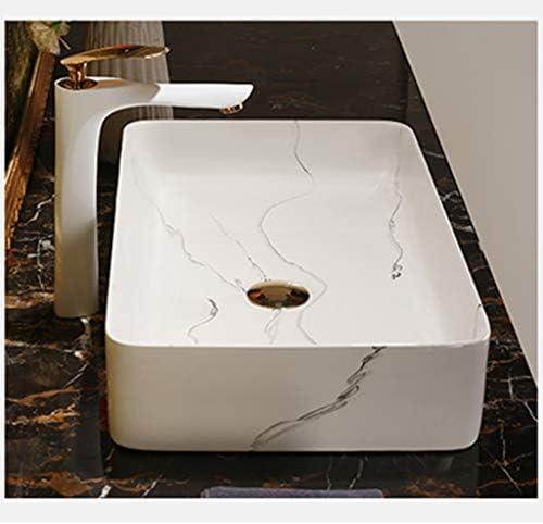 おしゃれ 洗面台,手洗い器 壁付け型 陶器 洗面ボール 手洗い器 壁付け型 手洗い鉢 ガラス 手洗い鉢 洗面ボ 手洗器 楕円形 洗面台 省スペ 室外 ミニ型 (Size : D)