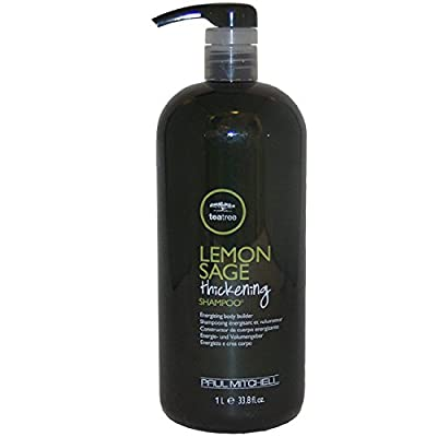 Paul Mitchell Tea Tree Lemon Sage Thickening Shampoo
