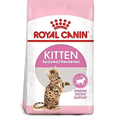 Cat Food Royal Canin Feline Health Nutrition Spayed/Neutered Dry Cat Food... [tag]