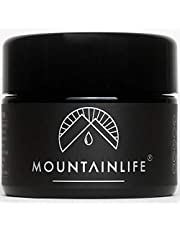 Mountainlife Natural Shilajit Resin   UK Lab Tested   (30g) - 3 Month Supply   Vegan Accredited   Herbal & Mineral Superfood   Miron UV Protected   Rich In Fulvic & Amino Acids, Minerals, Vitamins