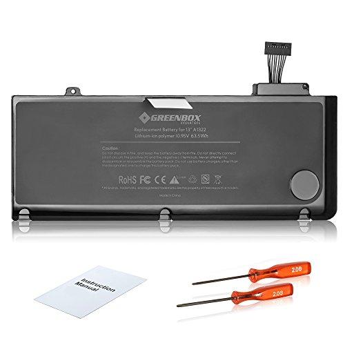 GreenBox Supreme Laptop Battery MacBook product image