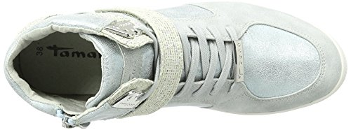 Tamaris Damen 25201 High-top Blau (sky Comb 857)
