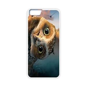 iPhone 6 Plus 5.5 Inch Phone Case Owl HY7F889201