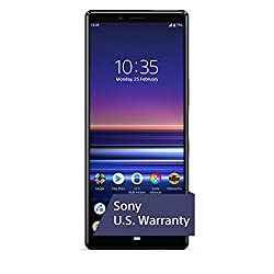 Image of the product Sony Xperia 1 Unlocked that is listed on the catalogue brand of Sony. The product has been rated with a 4.7 over 5