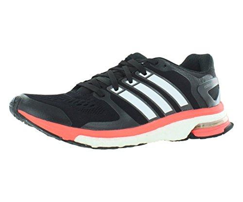 Adidas Formotion Shoes - adidas Men's M18849 Adistar Boost ESM Shoes, Black/White, 12