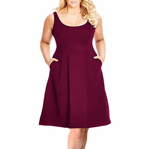 Plus Size Summer Cotton Dresses Amazon