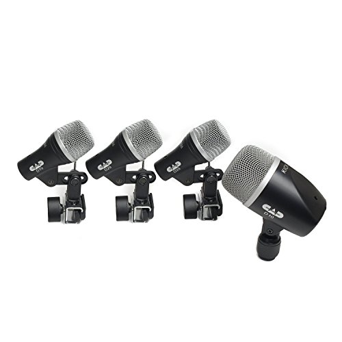 8 Piece Drum Mic (CAD Audio Stage 4 4-Piece Drum)