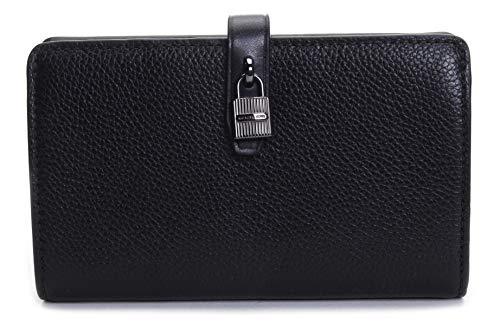 Michael Kors Women's Adele Slim Bifold Wallet No Size (Black)