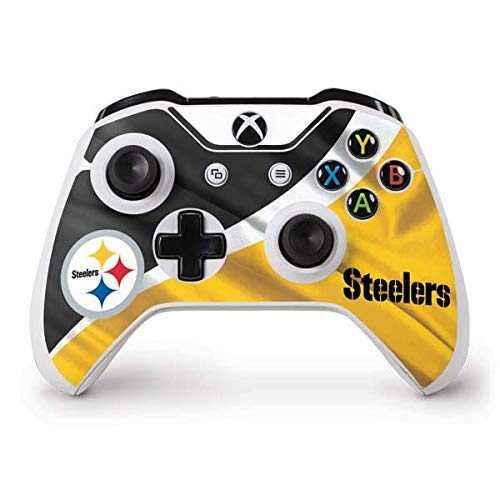 Skinit Pittsburgh Steelers Xbox One S Controller