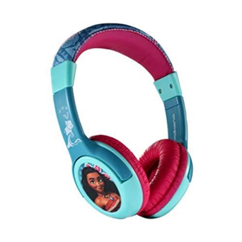 Disney Moana Stereo Wired Headphones Headset Adjustable Earphone by Volcano by Buyer