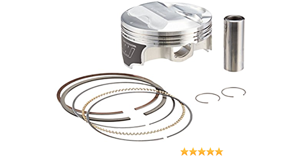 Wiseco PK1531 71.00 mm 2-Stroke ATV Piston Kit with Top-End Gasket Kit