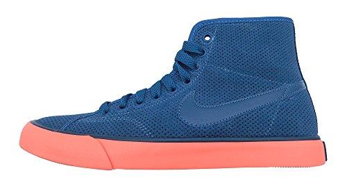 Nike Kvinna Primo Domstol Mitten Mocka Wtr Mode Sneakers