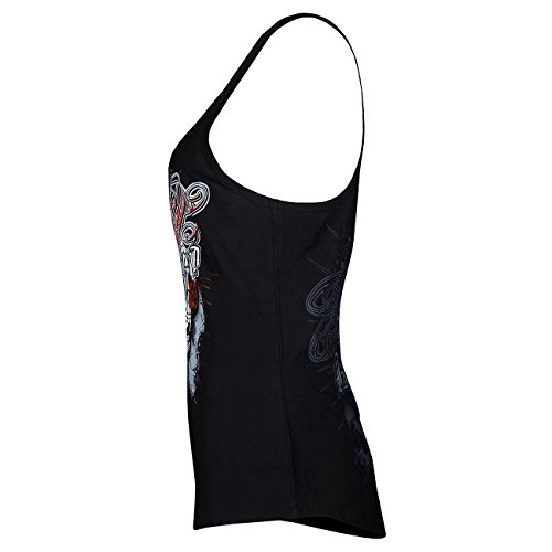 Blood In Blood Out - Camisa deportiva - para mujer negro
