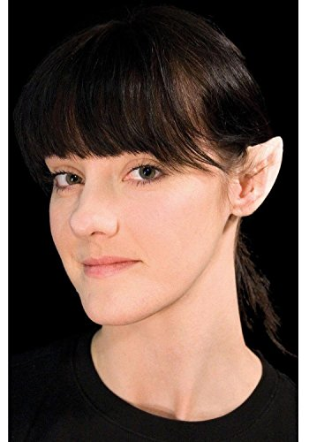 Woochie by Cinema Secrets Space Ear Tips SM PR, Multi, One Size (Elven Ear Tips)