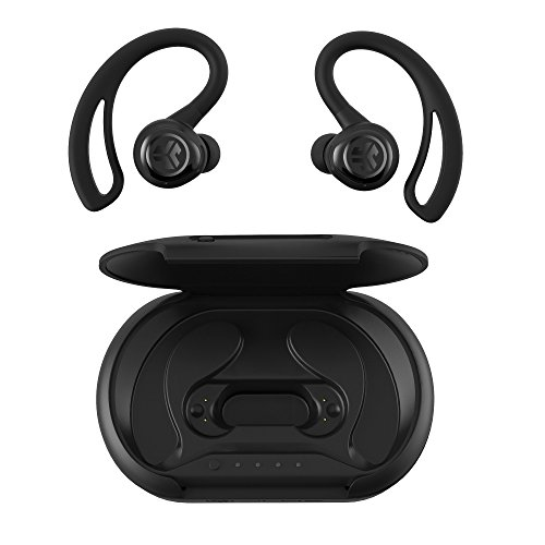 JLab Audio Epic Air True Wireless 4.1 Sport Earbuds with Mic + Charging Case by JLAB (Image #5)