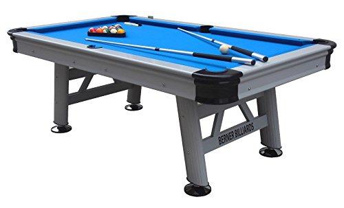 8 Foot Orlando Outdoor Pool Table By Berner Billiards