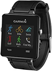 Garmin Vivoactive Black (Renewed)