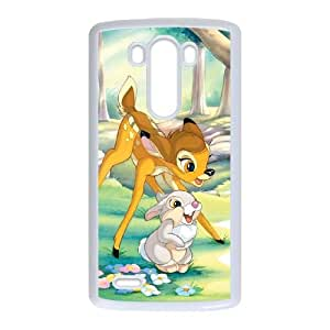 Bambi LG G3 Cell Phone Case White 82You424841