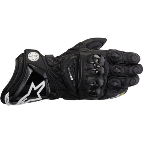 Alpinestars GP Pro Leather Gloves - Large/Black