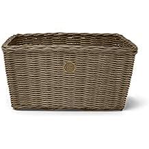 Linus Bike Farmers Basket - Grey