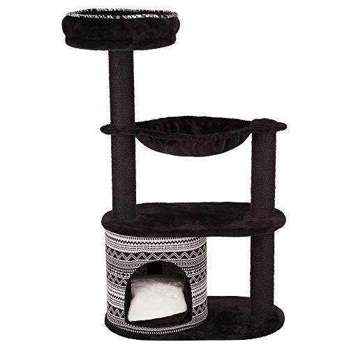 (Trixie Giada Scratching Post Black Cat Furniture, 44