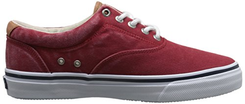 Sperry Top-sider Mænds Striper Ll Cvo Mode Sneaker Chili Rød GnEDV