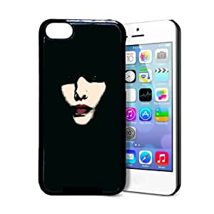 Black Lady iPhone 5c Case - Fits iPhone 5c