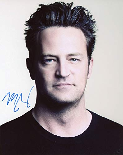 MATTHEW PERRY - Friends AUTOGRAPH Signed 8x10 Photo
