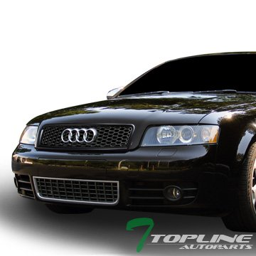 2003 audi a4 front bumper cover - 6