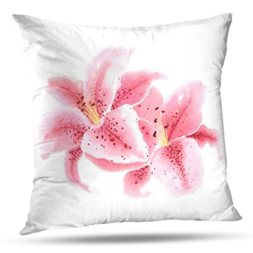 Soopat Decorative Throw Pillow Cover Square Cushion 20