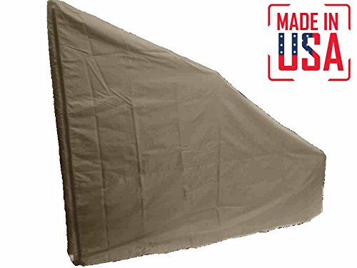 Made in USA with 3-Year Warranty THE BEST Protective Cover for Elliptical Machine FIT-005-006 Equip Inc Heavy Duty UV//Mold//Mildew//Water Resistant Cover Ideal for Indoor//Outdoor Use Rear Drive