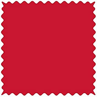 product image for SheetWorld 100% Cotton Jersey Fabric by The Yard, Solid Red, 36 x 60