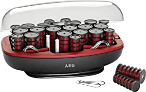 AEG LW 5583 - Kit de rulos, color rojo y negro