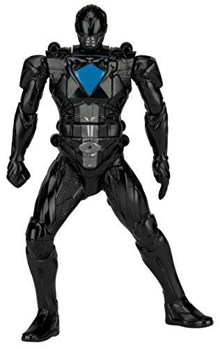 Power Rangers Movie Super Morphing Black Ranger Action Figure ()