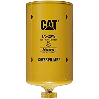 Caterpillar 175-2949 Advanced High Efficiency Fuel Water Separator